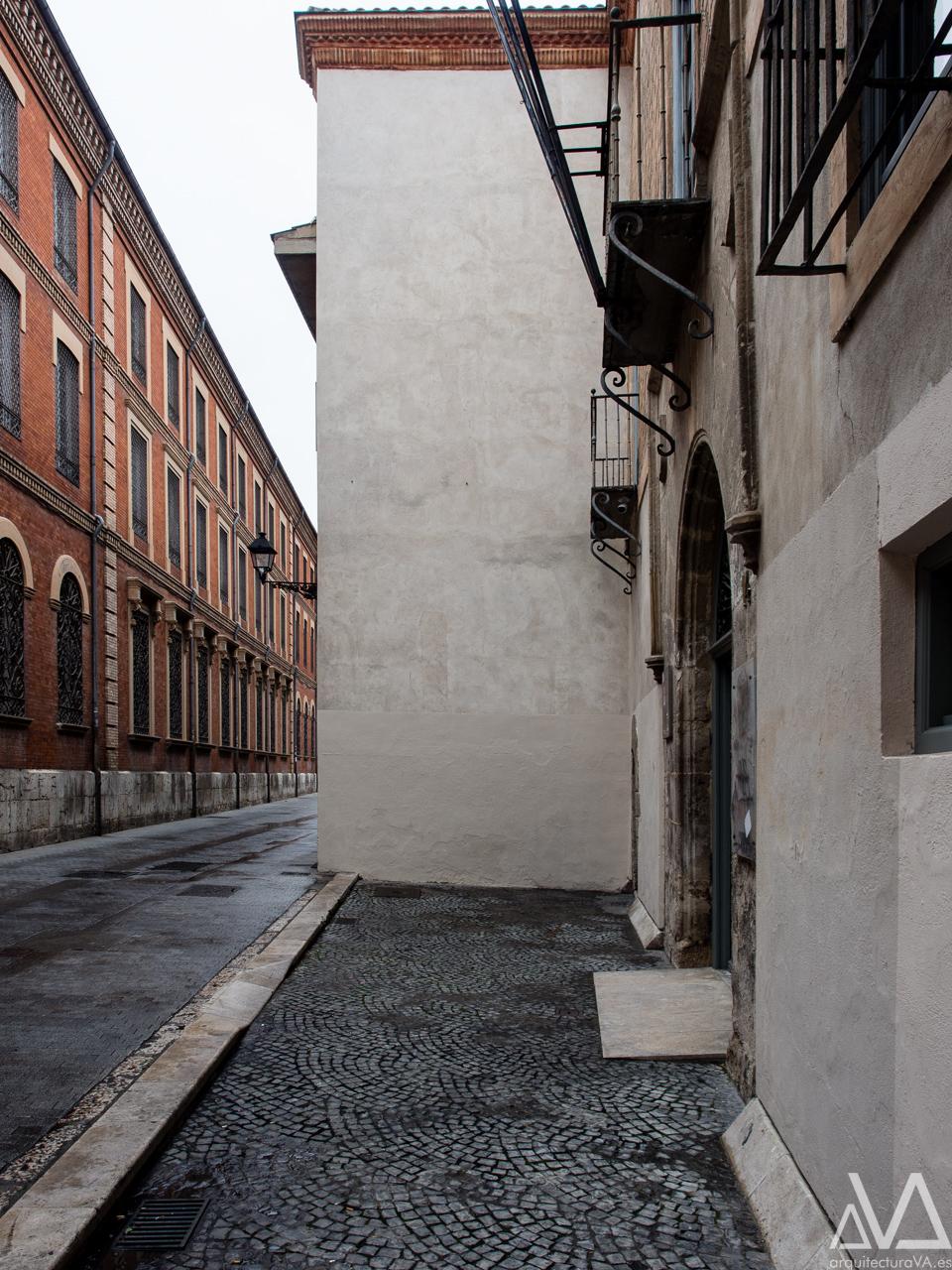 Esto es un plano de fachada intencionado © pedro ivan ramos martin | luz10.com