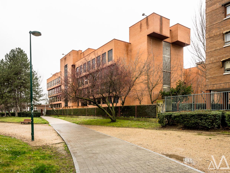Arquitectos en valladolid elegant valladolid colegio - Arquitectos en valladolid ...